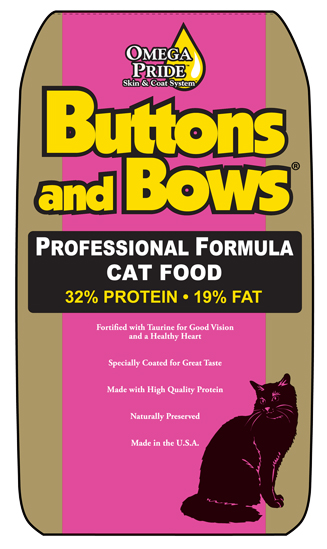 Buttons and Bows Professional  Food